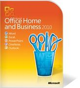 Office Home and Business 2010 32-bit/x64 English Asia Other DVD (full box) (T5D-00396)