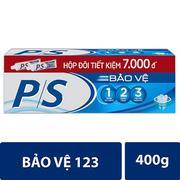 Kem Đánh Răng P/S Bộ Đôi Bảo Vệ 123 (2x200g) - 67019603