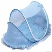 Bộ màn ngủ kèm đệm chống muỗi dành cho bé