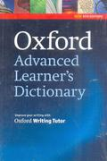 OXFORD LEARNER'S THESAURUS (A dictionary of synonyms) + kèm CD-ROM OXFORD ADVANCED LEARNER'S DICTION...