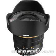 Bower 14mm f/2.8 Ultra Wide Angle Manual Focus Lens for Nikon Digital SLR Cameras Mfr# SLY14MMF2.8N