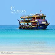Tour Campuchia 3N2Đ Nghỉ KS 3* & 5* - Cao Nguyên Bokor - Biển Sihanoukville - Đảo Thiên Đường KohRon...