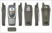 Điện thoại Nokia 6650 kiểu dáng bộ đàm