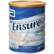 Sữa bột Ensure Powder Vanilla 850g, Úc