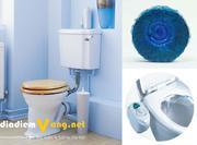 Khuyến Mãi  04 Viên Tẩy Toilet