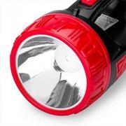 Đèn Pin Sạc Điện Bóng LED TIROSS TS682 Đỏ Phối Đen