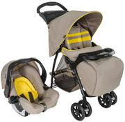 Xe đẩy trẻ em Travel System Graco Mirage+ Neon Sand 1913179