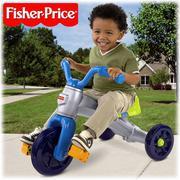 Xe đạp Grow wz me Fisher Price P6831 (2-5t)