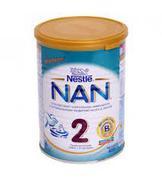 Sữa NAN NGA 2 từ  6 -12 tháng  hộp thiếc 400g