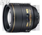 Lens NIKON 85mm f/1.4G AF-S