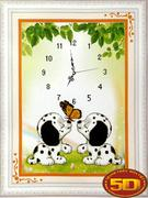 Đồng hồ đôi cún