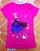 Áo Disney Frozzen hồng cho bé gái