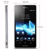 Điện thoại di động Sony Xperia TX