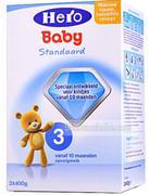Sữa Friso 3 (Hero Baby) (Hà Lan) (800g)