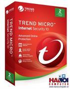 Trend Micro Internet Security Version 10 2016 (1PC 1Năm)