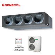Điều hòa nối ống gió General 2 chiều 90000Btu ARG90TLC3