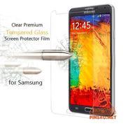 Miếng dán kính cường lực Samsung Galaxy Note 2