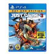Đĩa Game PS4 - Just Cause 3