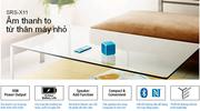Sony SRS - X88 (Wifi/Bluetooth)