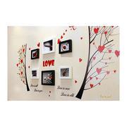 Bộ khung ảnh treo tường cây tình yêu BinBin KA27 (Nhiều màu)