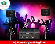 Dàn Karaoke gia đình giá rẻ HA-19