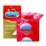Bao cao su Durex Fetherlite hộp 12 cái
