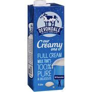 Sữa Devondale  FullCream 1L - 2015