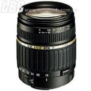 Lens Tamron AF 18-200mm F/3.5-6.3 for Nikon / Canon