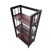 Kệ sách 3 tầng 50 Nguyên Hạnh Furniture NH-S350 50 x 28 x 90 cm (Vàng)