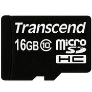 Micro SD class 10 TRANSCEND 16GB