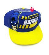 Mũ lưỡi trai hip hop Batman