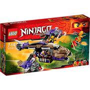 LEGO Ninjago - Máy bay độc xà 70746