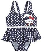 Áo Bơi H&M Hello Kitty Xanh size 6-8,8-10