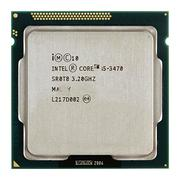 Bộ vi xử lý Intel Core i5-3470 3.2GHz Turbo 3.6GHz / 6MB / Socket 1155