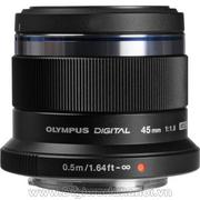 Olympus M.Zuiko ED 45mm f/1.8 - Black - Bảo hành chính hãng 12 tháng