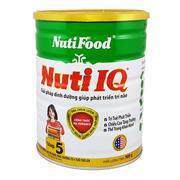 Sữa bột Nutifood Nuti IQ Step 5 900g