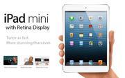 iPad mini Retina 16GB Wifi