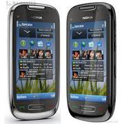 Nokia c7 copy 1 sim chuẩn