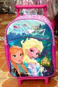 Balo Kéo Disney Frozen Cho bé gái mẫu giáo