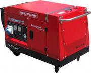 Máy phát điện Honda HG16000TDX -3 Pha máy giảm thanh