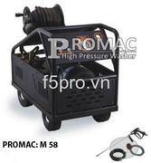 Máy phun áp lực công nghiệp Promac M58