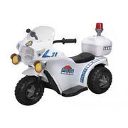 Xe máy điện 99062 màu trắng cho bé