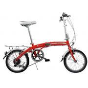Xe đạp gấp Oyama Dophin M300