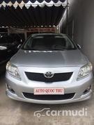 Toyota Corolla Altis  2009
