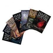 Trọn bộ Harry Potter tái bản 2013