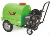 Máy phun rửa cao áp KOCU 13.0HP -500T (Chạy xăng-Đề)