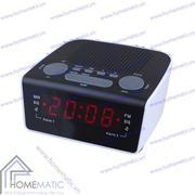Đồng hồ báo thức kiêm radio CR-932