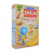 Bột ăn dặm Nestle Gà hầm cà rốt