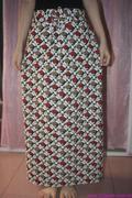 Váy chống nắng họa tiết sành điệu VACN3