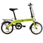 Xe đạp gấp fornix - FB1601- MIL14 - Xanh lá